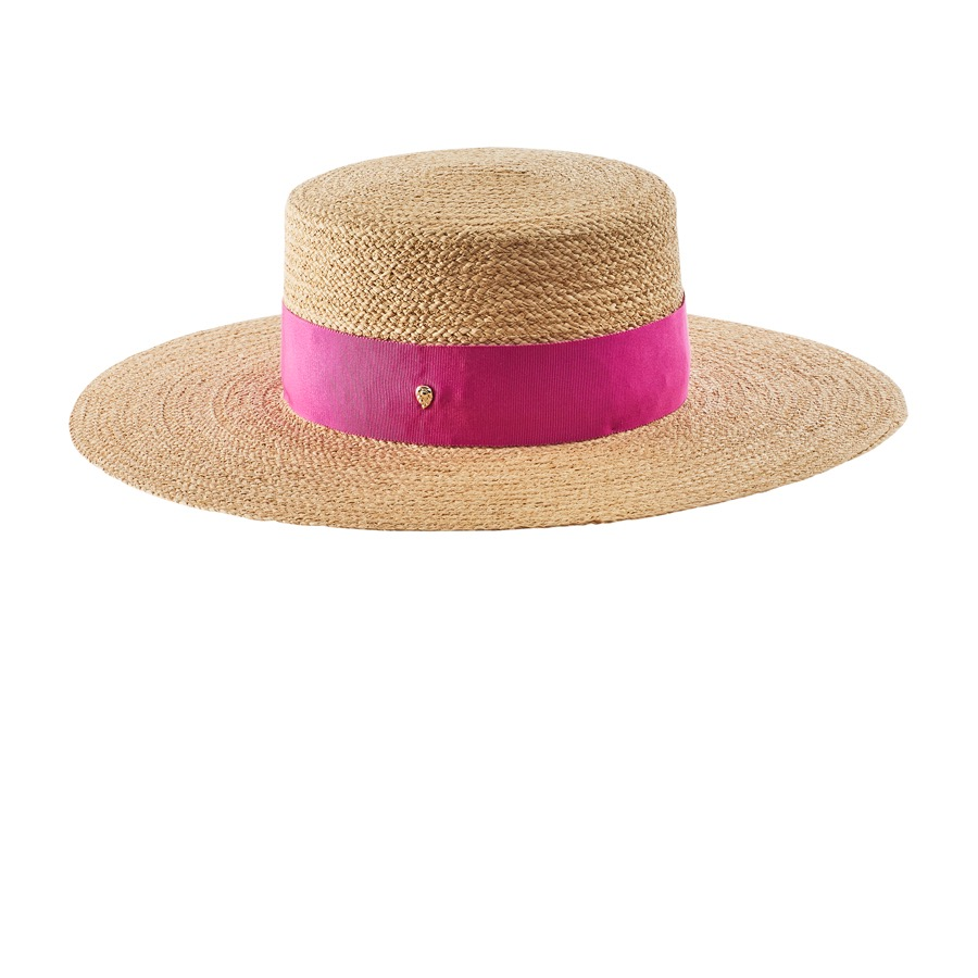 MISS BLOOM WIDE BRIM